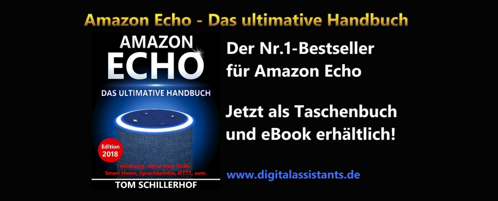 Amazon Echo Handbücher